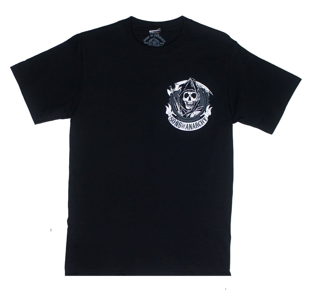 Outlaw Sons Of Anarchy T Shirt 2068