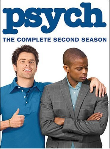 DVD : Psych: Season 2
