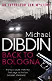Back to Bologna by Michael Dibdin front cover
