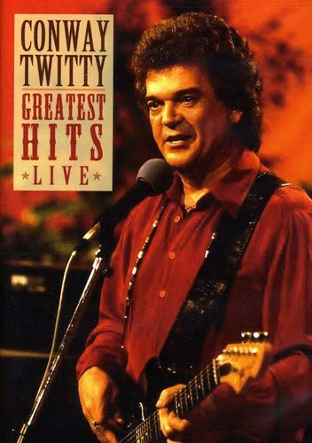 Conway Twitty: Greatest Hits Live (Best Country Music Videos)