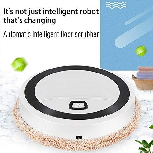 Intelligent Sweeping Robot Floor Wash Essuyant La Machine À Nettoyer Humide À Sec Tournant Marche Smart Balayeur Nettoyage À La Maison