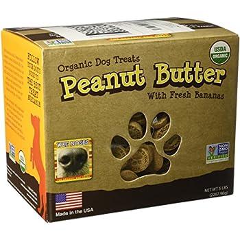 Amazon.com : Wet Noses All Natural Dog Treats Peanut