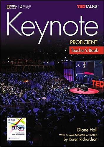 Keynote Proficient Teacher's Book with Teacher's Resources