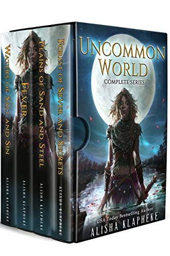 Uncommon World: The Complete Epic Quartet by [Klapheke, Alisha]