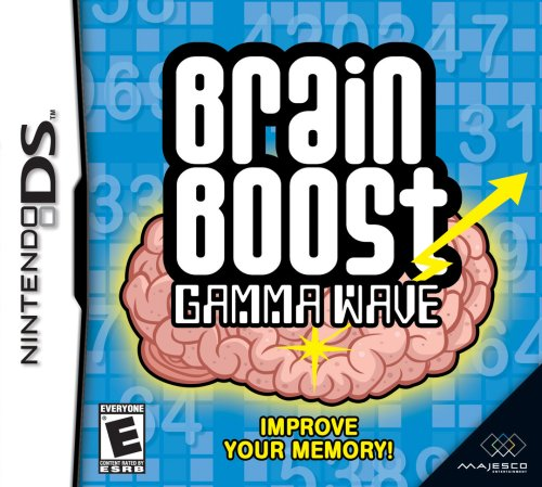 Brain Boost: Gamma Wave - Nintendo - Nyc Outlet Woodbury