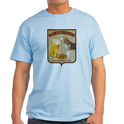 CafePress - Regal Beagle Light T-Shirt - 100% Cotton T-Shirt
