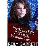 McAllister Justice Series Box Set: Volume Two (McAllisterJustice Series)