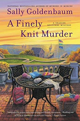 A Finely Knit Murder (Seaside Knitters Mystery)