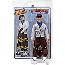"The Three Stooges Three Little Beers Moe 8"" Action Figure"
