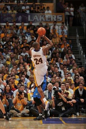 Baloncesto de la NBA Super Star Kobe Bryant agradable tela de seda ...