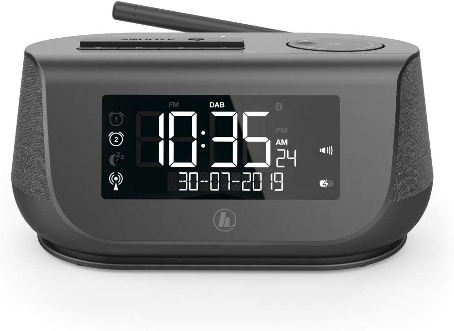 Hama Digitalradio Mit Wecker Radio Dab Dab Bluetooth Usb Ladefunktion Ukw Digitales Uhrenradio 2 Weckzeiten Wochenendfunktion Sleeptimer Automat Helligkeitsregulierung Radiowecker Schwarz Heimkino Tv Video
