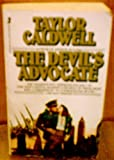 The Devil's Advocate, Taylor Caldwell, 0515078646