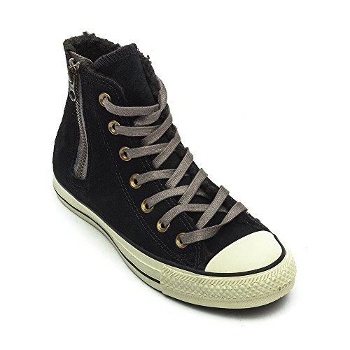 Converse All Star Side Zip Hi Black - 37.5 EU