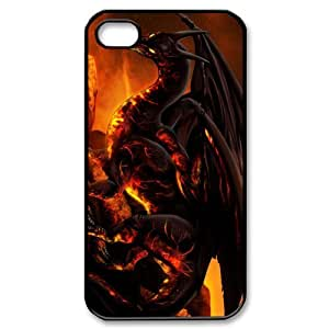 Custom Dragon Hard Back Cover Case for iPhone 4 4S CY279
