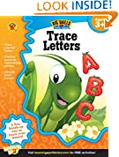 #8: Trace Letters, Ages 3 - 5 (Big Skills for Little Hands®)