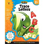 Trace Letters Workbook, Grades Preschool – K (Big Skills for Little Hands®)