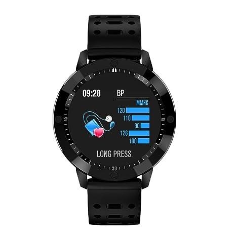 Cebbay Reloj Inteligente Pulsera Actividad Monitor de Ritmo cardíaco/presión Arterial/oxígeno en Sangre