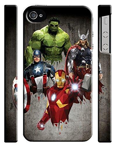 iphone 4s case marvel - 8