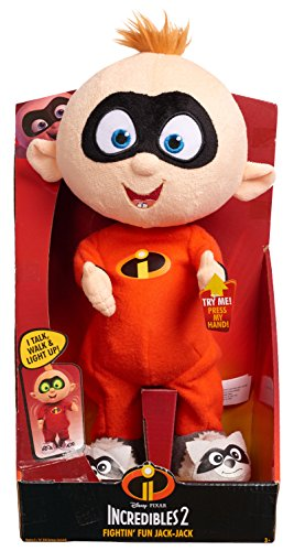 The Incredibles Just Play Jack Jack Feature 15