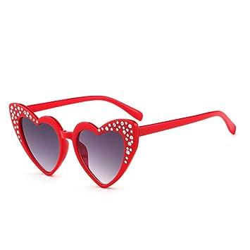 Chudanba Gafas de Sol con Diamantes de imitación para niños ...