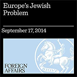 Europe's Jewish Problem