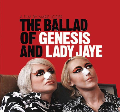 The Ballad Of Genesis And Lady Jaye - Soundtrack (The Ballad Of Genesis And Lady Jaye)