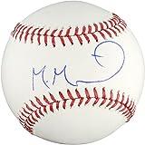 Manuel Margot San Diego Padres Autographed Baseball - Fanatics Authentic Certified - Autographed Baseballs