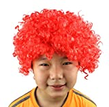 Anboo Halloween Xmas Christmas Afro Masquerade Costume Wig Hairstyle Cosply