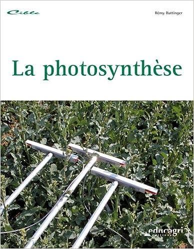 Lire La photosynthèse pdf, epub ebook