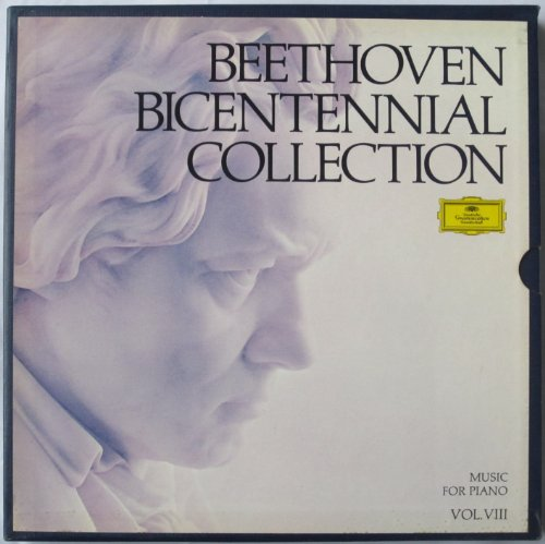 Beethoven: Bicentennial Collection, Vol 8: Music for Piano