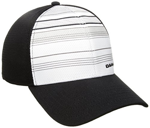 Oakley Men's Silicone Bark Trucker Print 2.0 Cap, Large/X-Large, White