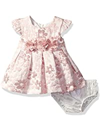 Girl's Jacquard Dress
