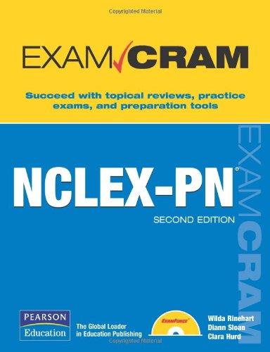 NCLEX-PN Exam Cram (2nd Edition)