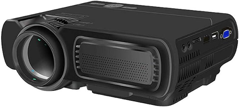 Hanbaili 4K 3D 1080P HD Proyector 4K 3D HD Proyector Inteligente ...