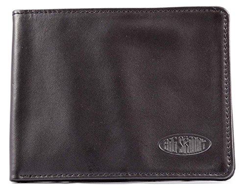 Skinny Super Leather Bi Fold Wallet product image