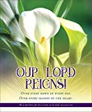 Easter Bulletin - Legal(14') - ''Our Lord Reigns!'' - KJV - (Package of 100)