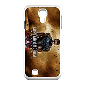 Comics Captain America The First Avenger Samsung Galaxy S4 9500 Cell Phone Case White 91INA91524485