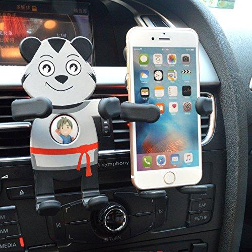 singpod oso vehículo salida de aire, Soporte para teléfono ...