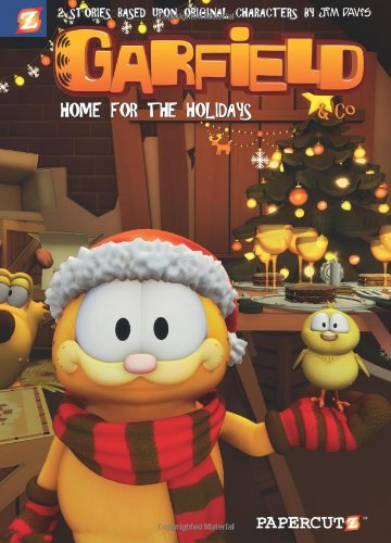 Garfield & Co. #7: Home for the Holidays (Garfield Graphic -