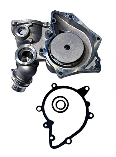 Bmw 540i Water Pump - GMB 115-2130 OE Replacement Water Pump with Gasket