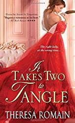 It Takes Two to Tangle (Matchmaker) by Romain, Theresa (2013) Mass Market Paperback