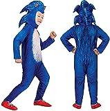 Cuecutie Kids Hedgehog Costume Boys Suit Cartoon