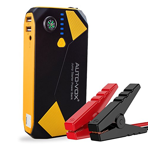 AUTO-VOX Portable Car Jump starter P2 14000mAh ...