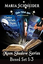 Moon Shadow Series Boxed Set 1-3: Under Witch Moon, Under Witch Aura, Under Witch Curse