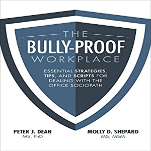 The Bully-Proof Workplace Audiobook