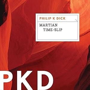 Martian Time-Slip Hörbuch