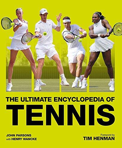 EBOOK The Ultimate Encyclopedia of Tennis<br />[E.P.U.B]