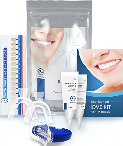 Professional Teeth Whitening Kit With Led Activation Light in US - 7