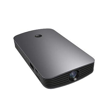 MYYINGELE Mini Proyector, Micro Proyector móvil Mini WiFi ...