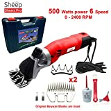Sheep Shears Pro 110V 500W Professional Heavy Duty